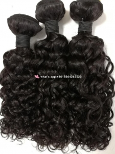 China Full Cuticle Virgin Hair From Single Donor on sale