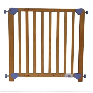 China Pine Baby Safety Gate on sale