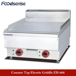 China 1 Combination Oven Counter Top Electric Griddle (All Flat) on sale