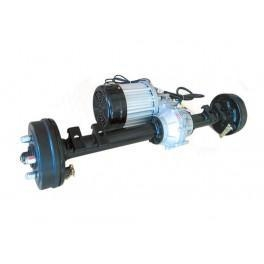 China High power disintegrated rear axle with differential motor/machinery 730006 on sale