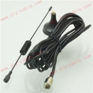 China data card GPRS GSM 3G UMTS HSPA/CDMA USB modem FME plug 3dBi antenna 3M on sale