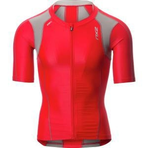 China 2XU Compression Sleeved Tri Top Men's on sale