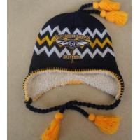 beanie hat knitting earflap hat crochet pattern