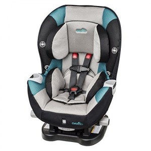 China Evenflo Triumph LX Convertible Car Seat, Everett on sale