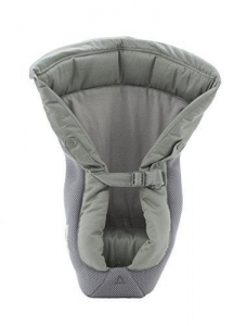 China Ergobaby Breathable Cool Mesh Infant Insert, Grey on sale