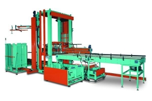 China Low Level Empty Bottle Depalletizer Machine BLDP on sale
