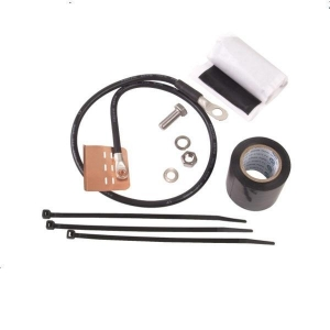 China Standard Grounding Kit for 1/4 in and 3/8 in corrugated & braided coaxial cable on sale