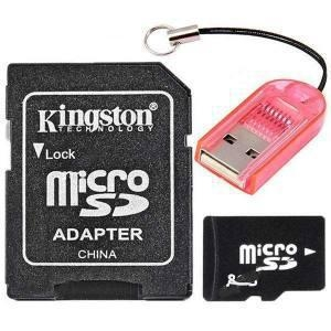 China Cell Phones 8GB Micro SD Memory Card TF Card + Kingston Card Adapter + Card Reader on sale