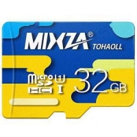 Cell Phones MIXZA 32GB Class 10 Micro SDHC UHS-I up to 80MB/S Flash Memory Card