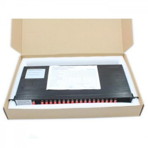 China Chassis Type Coarse Wavelength Division Multiplexer 1/18 CWDM on sale
