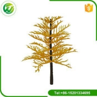 China miniature architecture scale model tree trunk in 8cm on sale