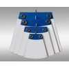China White Ceramic Filter Plate for sale