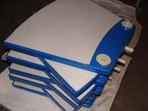 China Mining Machinery Disc Vacuum Filter in ceramic on sale