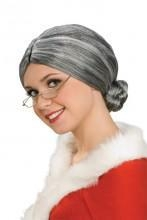 China Wigs Classic Old Lady Wig on sale