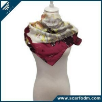 China 100%silk Neck Skinny Scarf Womens Factory Exporter on sale