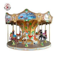 New design baggage carousel music box carousel for wholesales