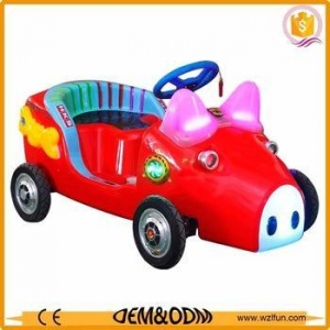 China Theme park double seats children electric bumper cars price sale as new promotion on sale