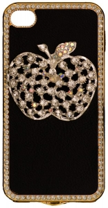 China Bluetooth Speakers Rhinestones iPhone4 and 4S Case on sale
