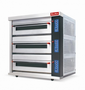 China Deck Oven with Steam on sale