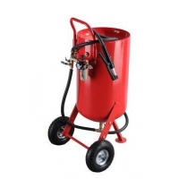 China DJ-RA30 Roll-About Pressure Sandblaster on sale