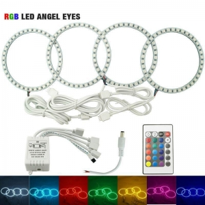 China Led Halo or Strips 5050 Car led headlight Rings on sale