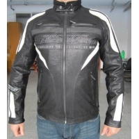 China Men's leather jacket Motorcycle Jacket No: 14Donice-03 on sale