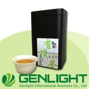 China Yushan High Mountain Organic Oolong Tea (Non-roasted) on sale