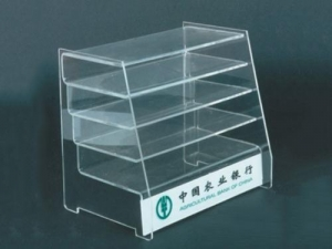 China Display rack series Bank brochure shelf on sale