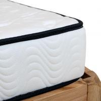 Hybrid Mattress Organic Double Bed Latex Memory Foam Spring Mattress Mattress
