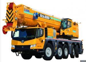 China All Terrain Crane XCMG All Terrain Crane XCA220 on sale