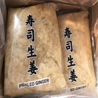 Pickled Sushi Ginger In Sachet
