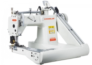 China High speed feed-off-the-arm chainstitch machine (two / three needles) on sale