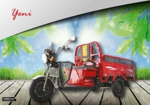 China Electric Bike Hot Sales Cargo Three Wheeler Electric Tricycle on sale