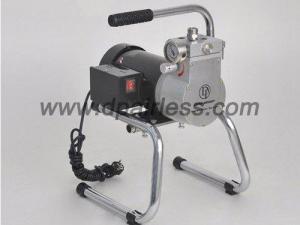 China DP-6818 portable electric Airless Paint Sprayer / diaphragm pump kit on sale
