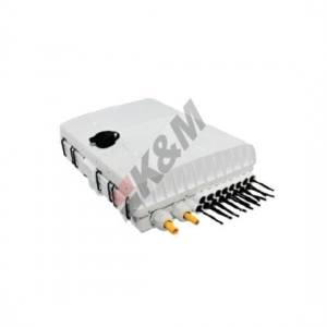 China Fiber optic termination box 16XSC Modular PLC Splitter 16Ports Simplex on sale