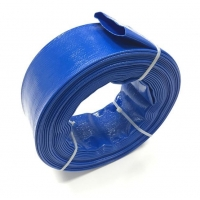 Agricultural Hose PVC Lay Flat Water Hose For Drainage Irrigation
