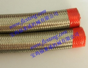 China Overbraided explosion proof flexible conduit on sale