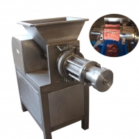 China Automatic bone meat separator/Deboner /Eviscerate machine on sale