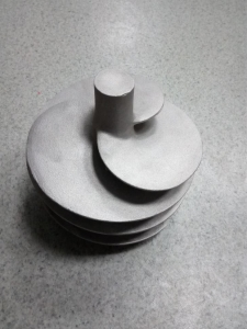 China Cast Aluminium Vane Wheel on sale