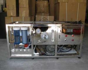 China Seawater desalination equipment on sale
