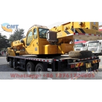 Used Truck Crane XCMG QY50K 50T, Year 2010