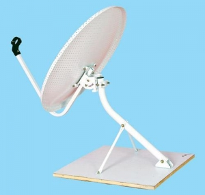China Ku band satellite antenna Ku band 9 - MESH DISH ANTENNA on sale