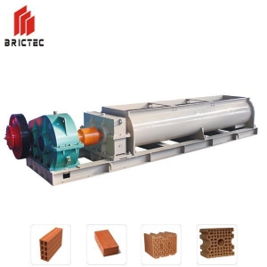 China Double Shaft Clay Mixer on sale