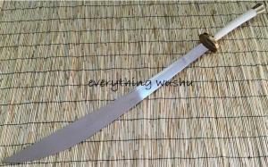 China Economic Ba Gua Dao Broad Swords Ba Gua Broadsword Tai Chi Two Handed Swords on sale