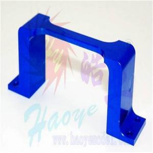 China HY027-00901 CNC Alloy Servo Mount on sale