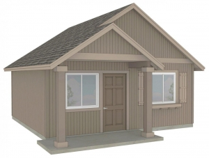 China 2 Bedroom Cottage Plans Two House Design on sale