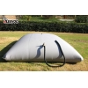 China 200-20000 liter pillow flexible water storage tank Inflatable Bladder plastic for sale