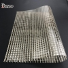 China Laminated Transparent Film Clear PVC Greenhouse Stationery Mesh Sheet for sale