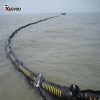 China China 0.9mm PVC Coated Tarpaulin Material For oil containment boom for sale
