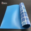 China 1850g PVC Coated Tarpaulin For Swimming Pool Liner for sale